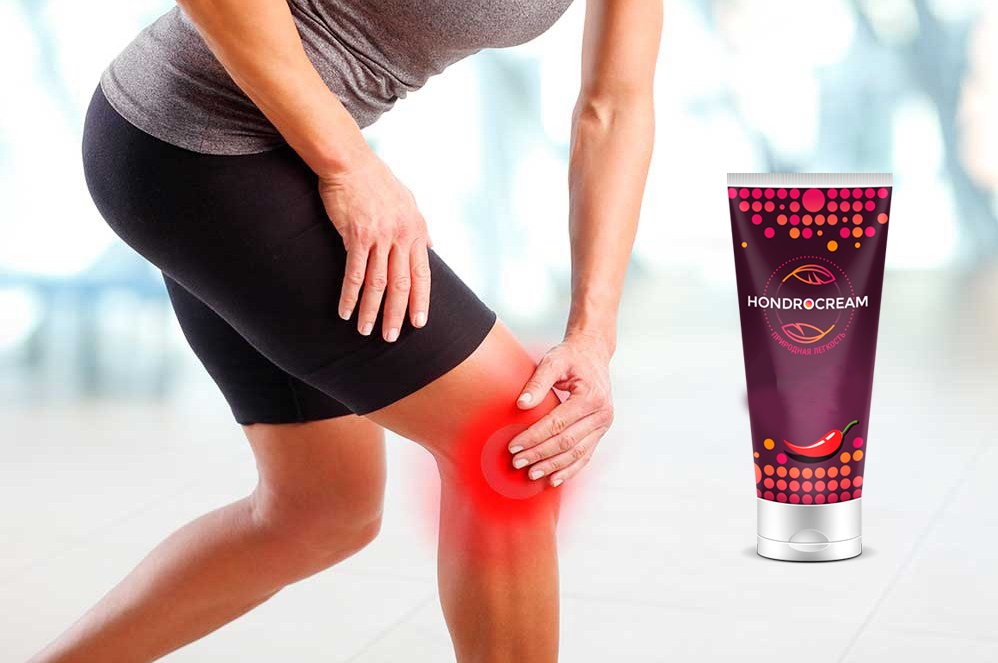 HondroCream – Now say goodbye to Constant Joint & Back Pain!