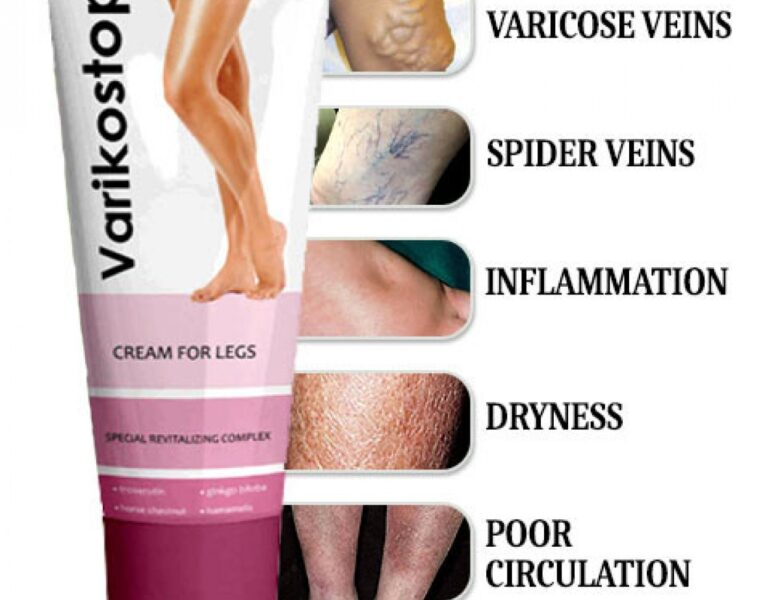 VARIKOSTOP is a special remedy to take care of legs
