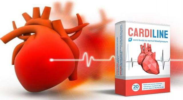 CardiLine Capsules Review – Herbal Formula to Lower Blood Pressure Naturally