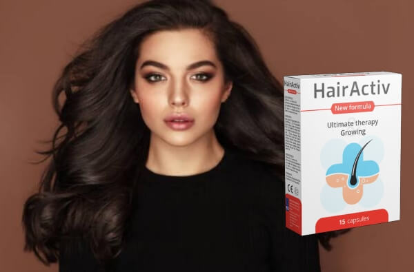 HairActiv – Unique Formula with Horsetail Extract, Arugula and Vitamin B and D Complex!
